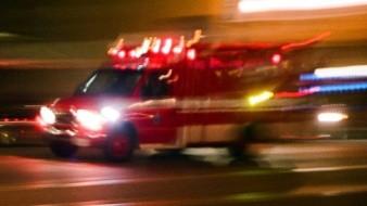 Motociclista se encuentra grave tras choque
