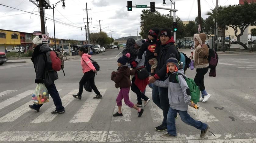 Sigue en proyecto de un albergue federal para migrantes centroamericanos.