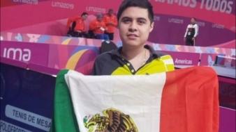 Victor Reyes gana otro oro para México en los parapanamericanos