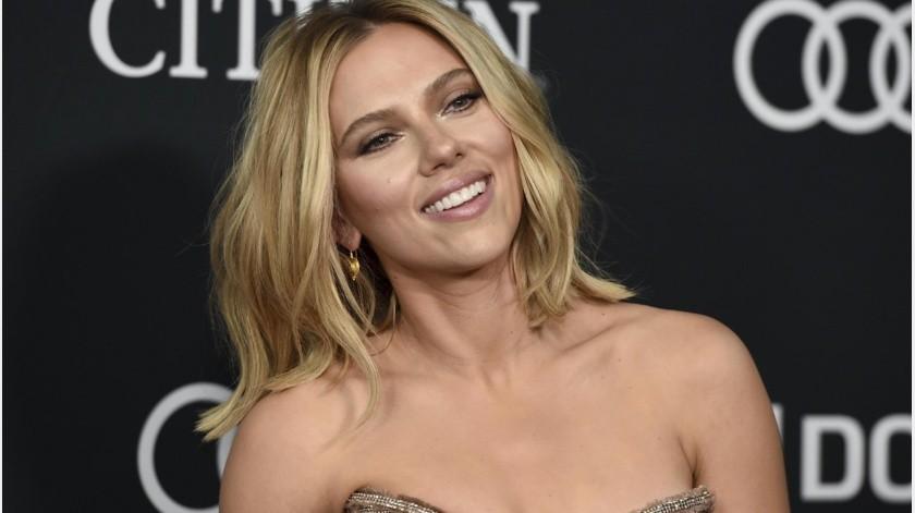 """De acuerdo con """"forbes.com"""", Johansson ganó el primer puesto con una ganancia anual de US$ 56 millones.(Tomada de la red)"""