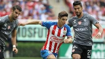 El Necaxa terminó con una sequía de 11 años sin ganar en casa del Guadalajara.