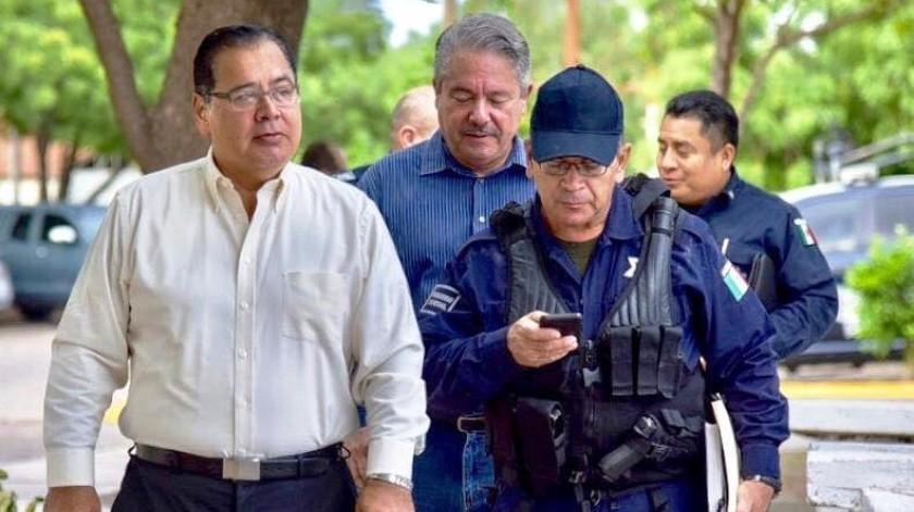 El Secretario de Seguridad Pública de Cajeme, Francisco Cano Castro renunció.