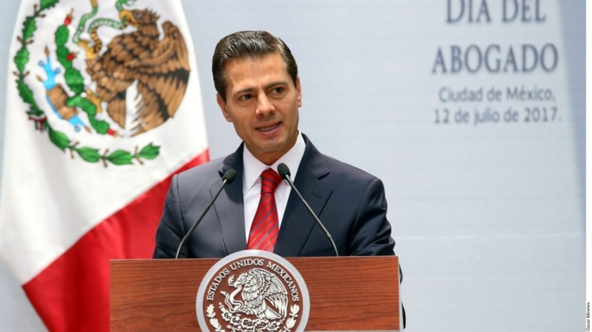 Enrique Peña Nieto(Agencia Reforma)