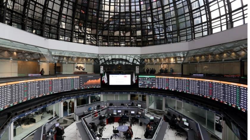 El Índice de Precios y Cotizaciones de la Bolsa Mexicana cerró en 40.103,72 unidades.