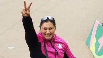 ¡Tricampeona continental! María Ángeles Ortiz da oro en bala para México