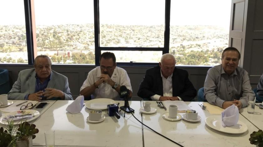 Escobedo Carignan señaló que buscan que la megarregión CaliBaja sea más competitiva.