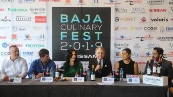 La novena edición del Baja Culinary Fest se llevará a cabo del 9 al 12 de octubre.