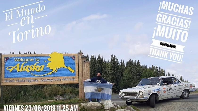 Completa el recorrido de Argentina a Alaska(Especial)