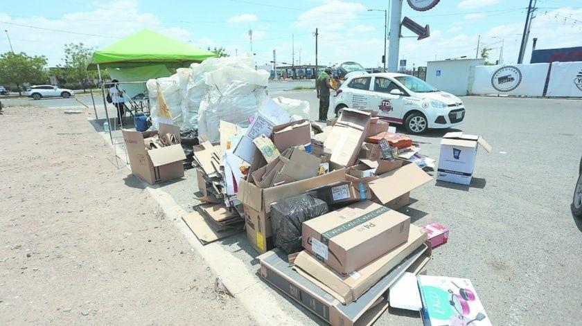 Reportan un 60% de efectividad en separación de basura al Poniente
