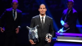 Superó en la elección final al argentino Leo Messi y al portugués Cristiano Ronaldo, los otros dos finalistas a lograr este galardón.