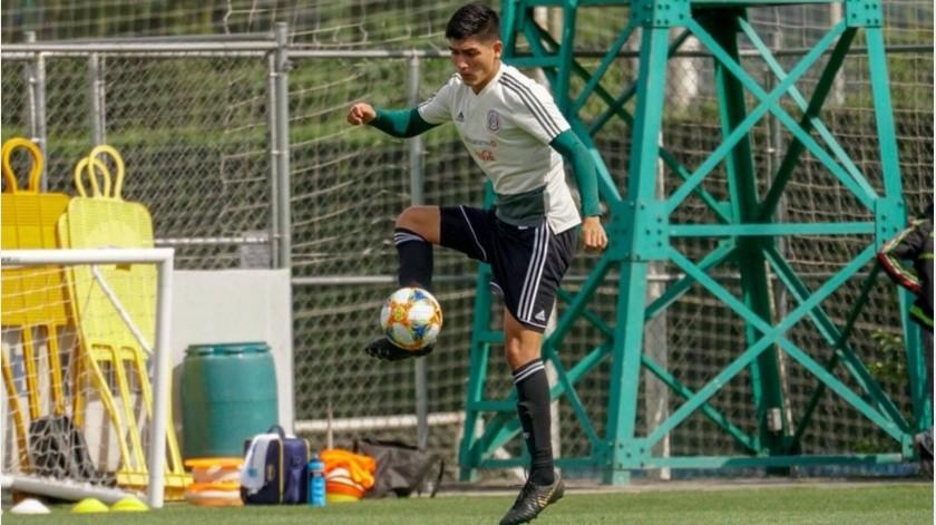 """Para la próxima Fecha FIFA los Xolos no aportaron a jugadores a selección mayor mexicana, pero sí a menores, Vladimir Loroña volvió a aparecer en la lista del """"Tri"""" Sub 22."""