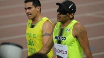 Alejandro, el mexicano invidente que pasó de cantar en el Metro a ganar medalla en Lima 2019