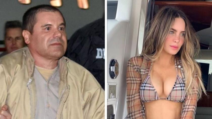 'El Chapo' pidió ver a Belinda.