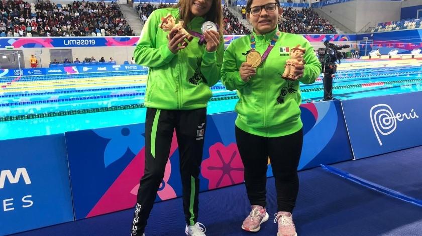 Somellera gana su sexto oro y acerca a México a los 50(Twitter/ @Conade)