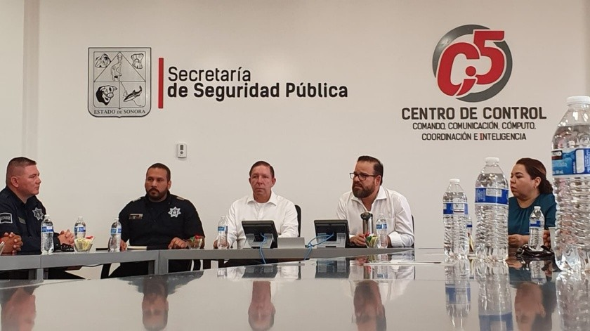 José Luis Urban Ocampo asume como nuevo comisario de la PESP