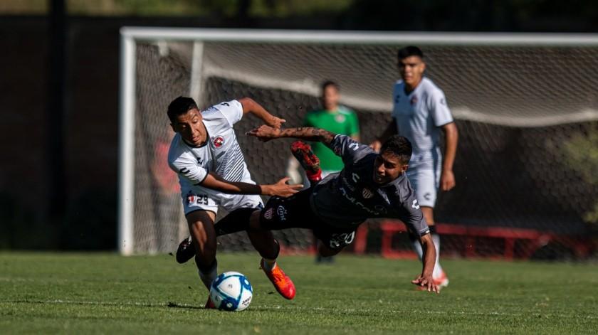 El equipo Sub20 de Tijuana empató (2-2), en tanto, el Sub17 finalizó con marcador en contra (3-2)(Cortesía)