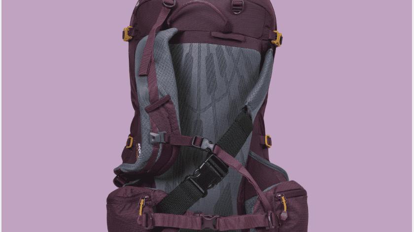 Una española que sufrió cáncer de mama ha diseñado la primera mochila del mundo adaptada para pacientes con esta enfermedad y ha montado la empresa Woman'sBack, que vende estas mochilas por internet a todo el mundo.(Tomada de la red)