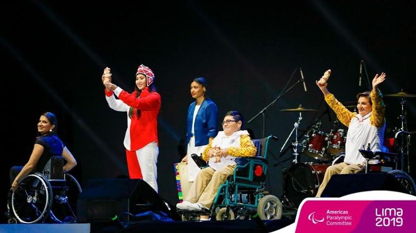 En medio de conciertos, bailes, himnos y discursos, los Juegos Parapanamericanos de Lima llegaron a su fin con la ceremonia de clausura, en la que estuvieron la mayoría de todas las delegaciones participantes, incluida la mexicana.