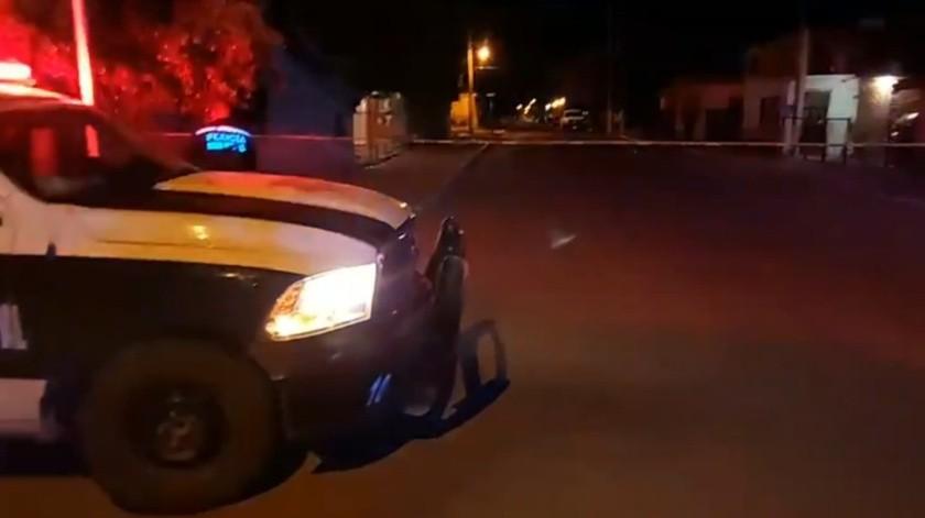 Empalme: Asesinan a hombre mientras conducía