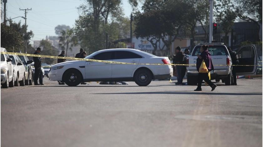 Entre la tarde del sábado y el medio día del domingo se reportaron en Tijuana cuatro muertes violentas, de acuerdo con las autoridades policiacas; tres de ellos se registraron durante el primer día de septiembre.