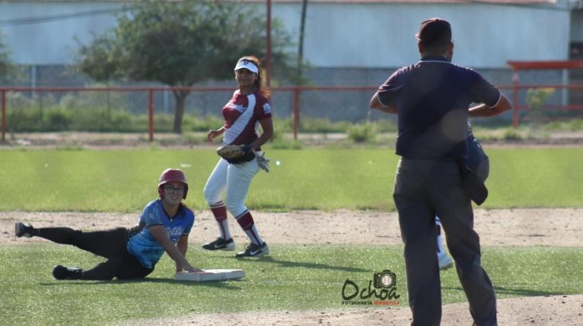 Gana el Norte en la Liga Ejidal(Ochoa Fotografía)
