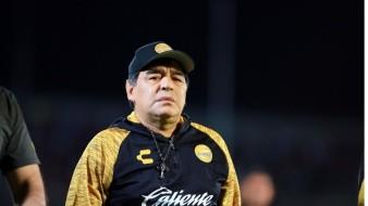 Maradona rechazó invitación de Gimnasia para ser su entrenador