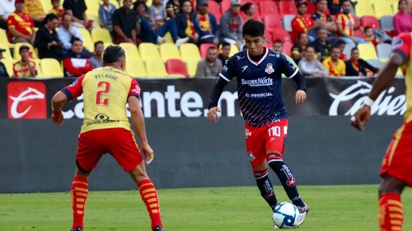 Copa MX: Cimarrones sufre nuevamente de visita; cae vs Morelia(Cortesía)
