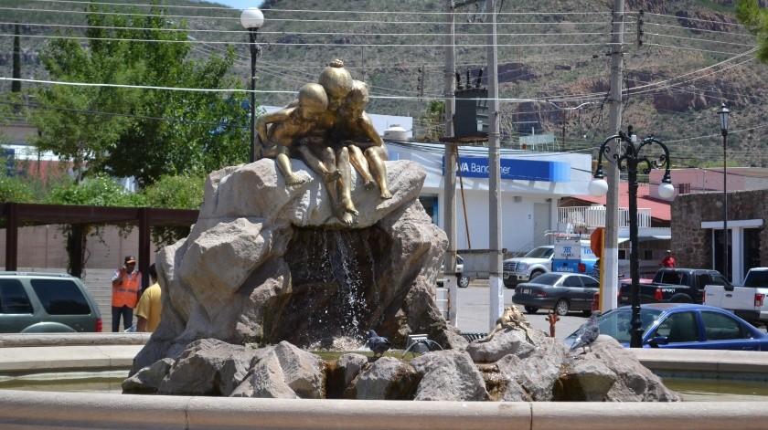 Mejora abasto de agua en Nacozari(Diyeth Z. Arochi)