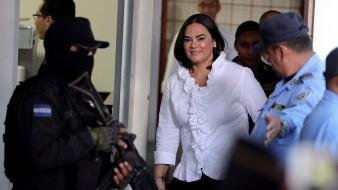 Condena de ex primera dama hondureña, un hecho sin precedentes