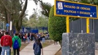Los estudiantes publicaron un comunicado donde reprueban la impartición del diplomado por parte del ex candidato.