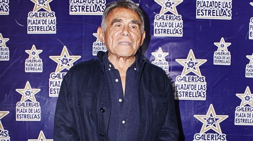 Héctor Suárez se recupera del cáncer.(Agencia México)