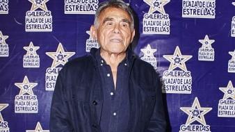 Héctor Suárez se recupera del cáncer.