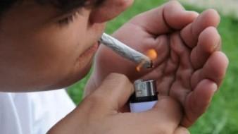 Detienen a joven acusado de incitar a menor a fumar mariguana