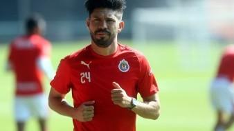 Oribe Peralta va contra su ex