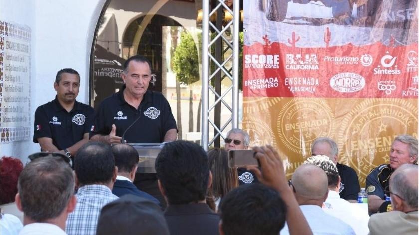 Por primera ocasión en más de 46 años, Ensenada será sede de tres carreras de Score International previamente programadas, informó el presidente municipal Marco Novelo.(Cortesía)