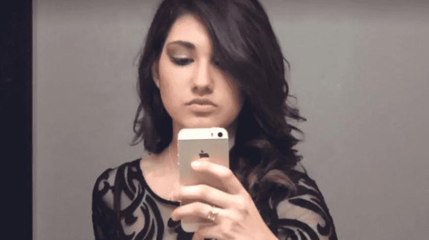 El cuerpo de Ámbar fue encontrado calcinado en su departamento el pasado mes de mayo.(Facebook.)