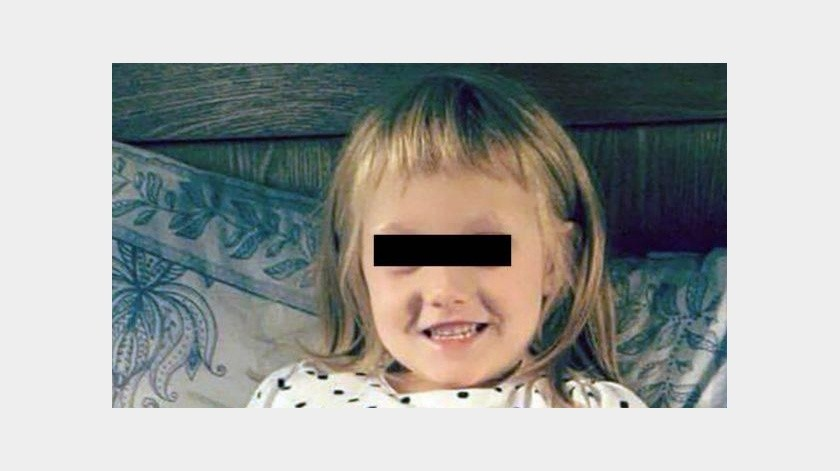 Alesha fue violada y asesinada en un bosque de Escocia.(Facebook)