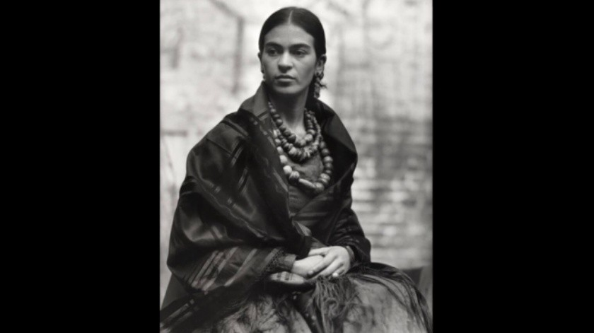Frida Kahlo(Tomada de la red)