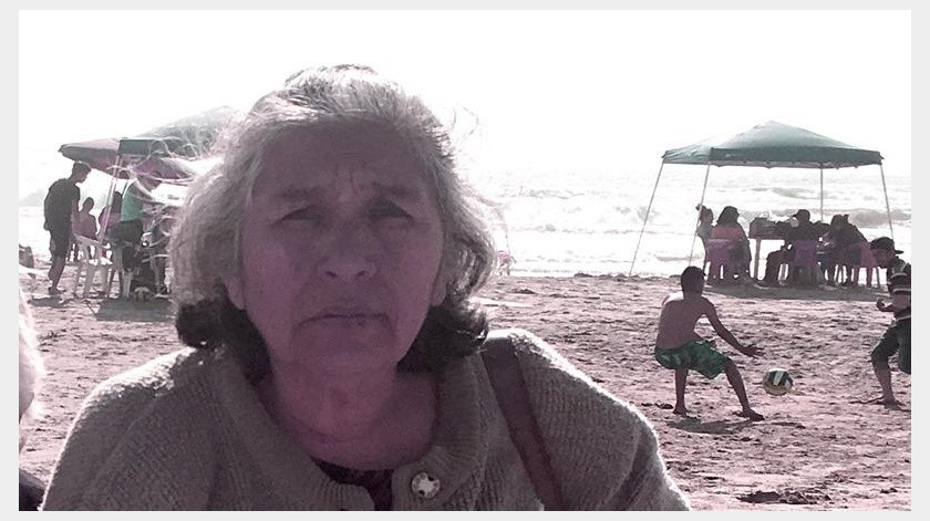 Martha Alicia Balderrama salió de su casa y hasta la fecha familiares desconocen su paradero por lo que piden a la población su apoyo para localizarla.(Cortesía)
