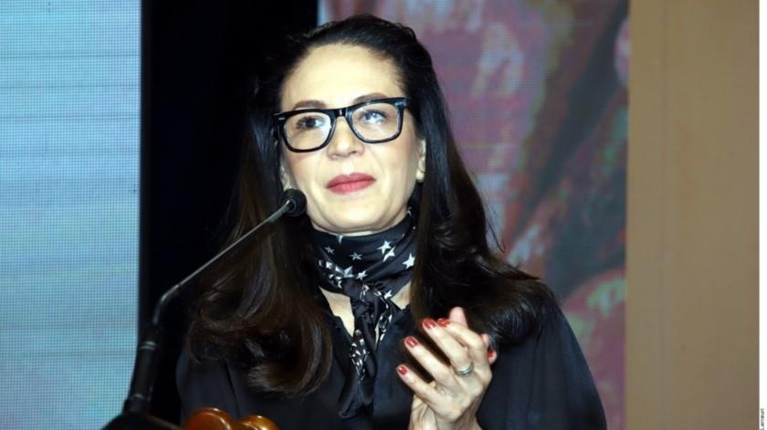 Yolanda Andrade actuaría por despecho.