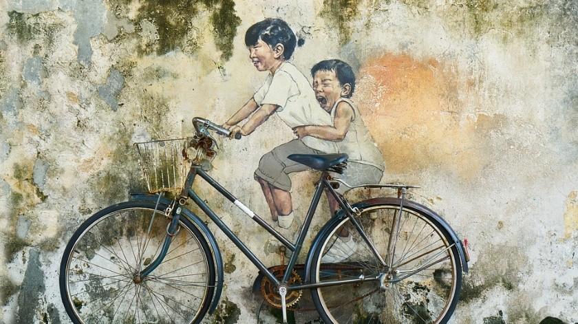 Devuelve muerto a su hermanito tras lavar su bicicleta(Pixabay)
