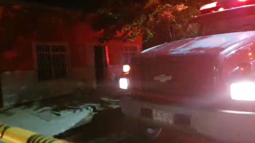 EN VIVO: Pese a combate de incendio muere persona en El Ranchito(Captura de video)