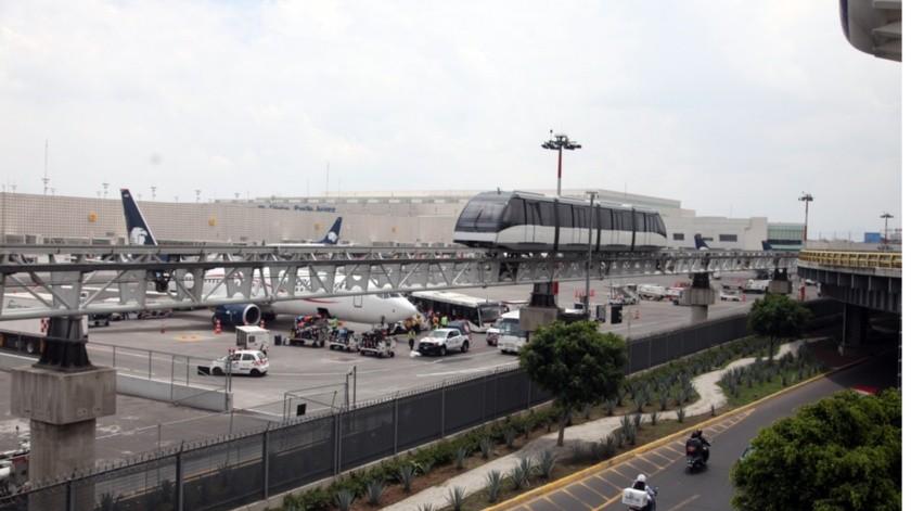 Aeropuerto de la Ciudad de México(Agencia Reforma)