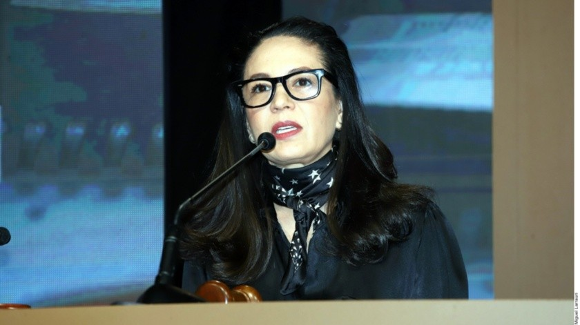 Yolanda Andrade(Agencia Reforma)