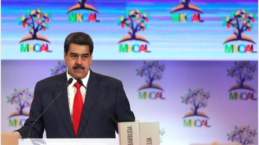 El año pasado, Maduro estuvo presente en la cumbre de alto nivel de la ONU, donde cargó contra el presidente de Estados Unidos, Donald Trump, pero al que también le ofreció diálogo.(EFE)