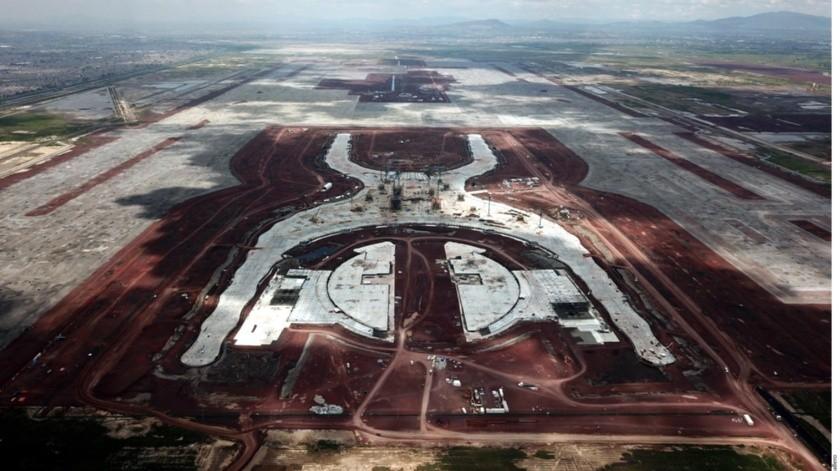 Singapur quiere proponerle al presidente Andrés Manuel López Obrador que les permita diseñar un plan para rescatar el cancelado Nuevo Aeropuerto Internacional de México (NAIM).(Reforma)