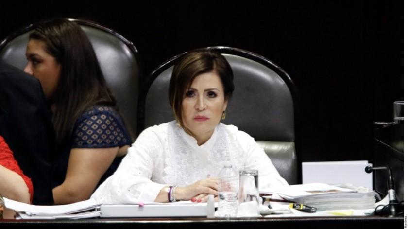 Frenan proceso penal contra Rosario Robles; permanecerá en prisión(GH)