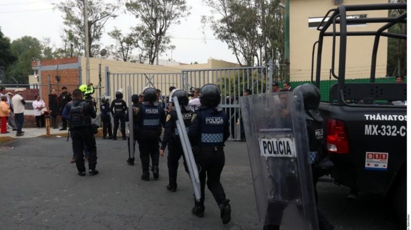 Cárteles llevan guerra a penales de la CDMX(Agencia Reforma)