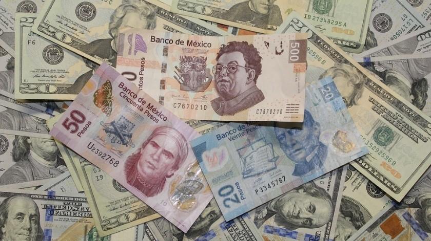 Los datos de estos últimos días hacen que la moneda mexicana se perfile a alcanzar una segunda alza semanal de forma consecutiva.(Pixabay)
