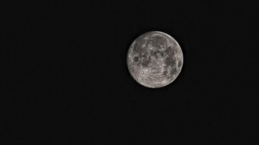 Voltea a ver hoy la 'Luna de Cosecha'(Pixabay)